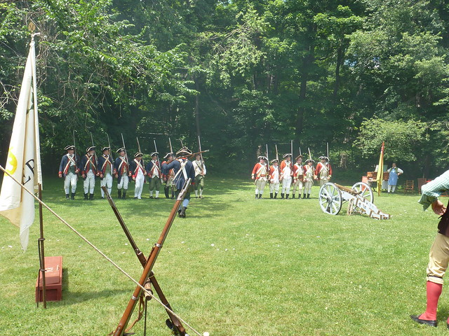 Kensington Rev War day