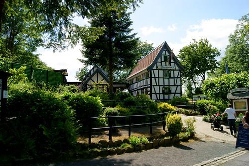 Fachwerkhaus am Drachenfels