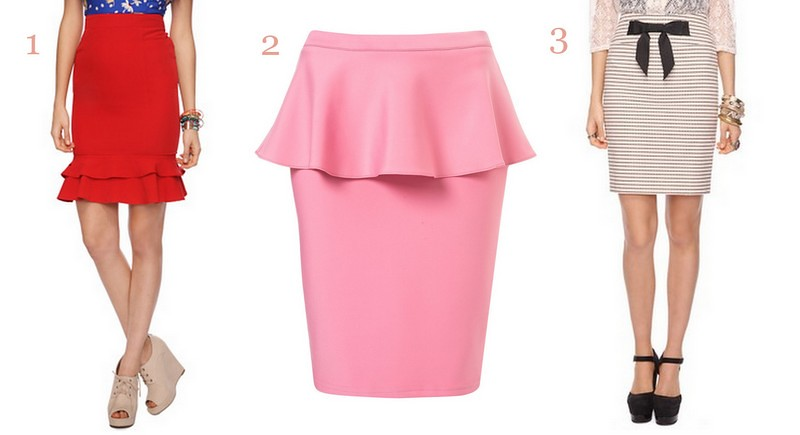 How To: Find the Perfect Skirt for Your Body