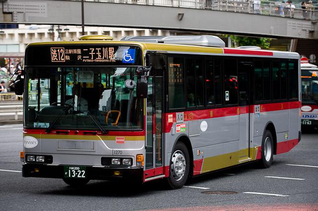 東急トランセ TA1270 エアロスターワンロマ