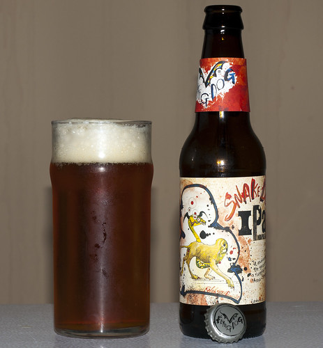 Review: Flying Dog Snake Dog IPA by Cody La Bière