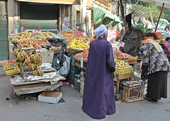 CAIRO - SHOPPING FRUITS