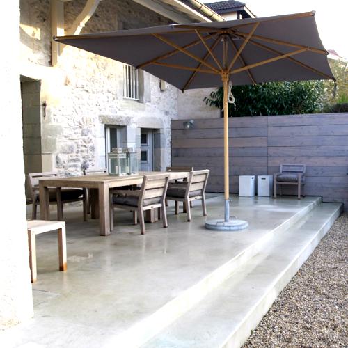 revetement terrasse beton marseille design. Black Bedroom Furniture Sets. Home Design Ideas