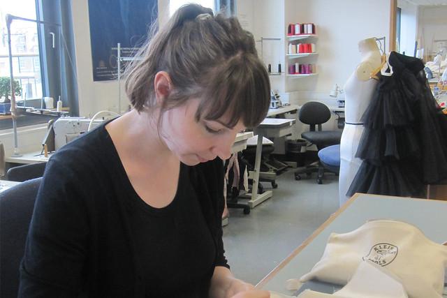 Louisa Troughton, Costume Apprentice