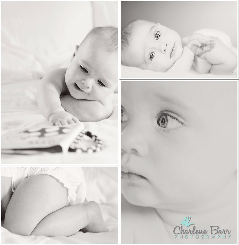 6 month baby natural nonposed photography ideas