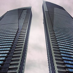 A bit of a grey and cold today #goldcoast