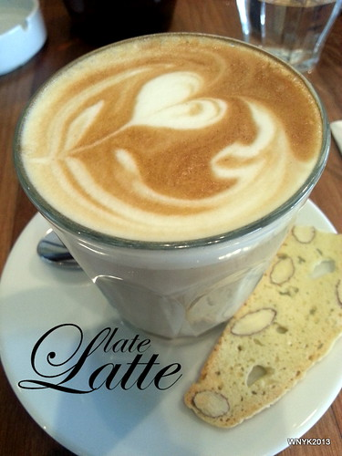 Late Latte
