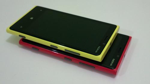 Qual o Lumia 920 mais bonito? Amarelo, vermelho ou outro?