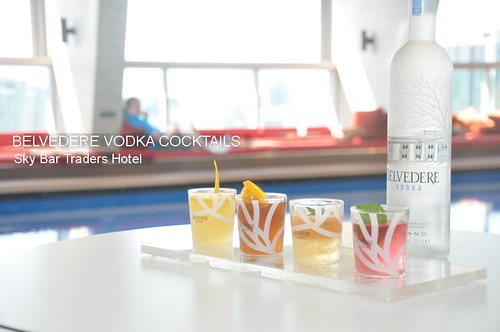 BELVEDERE VODKA COCKTAILS 5