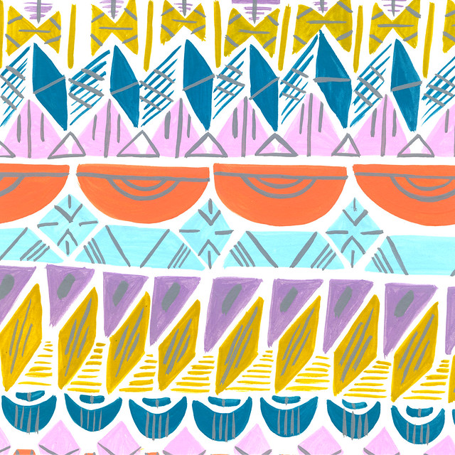 Pattern a Day April Day 1
