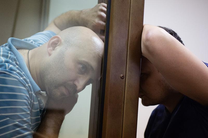 Вадим Коровин ФАР в Одинцовском городском суде