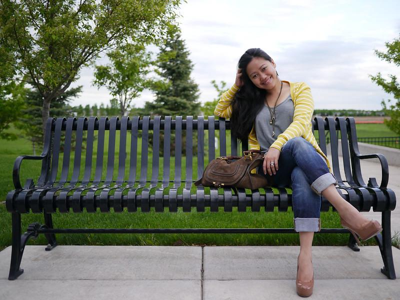 Alexander Wang T - Lucky Brand distressed DIY - YSL tribtoo - Chloe Marcie6