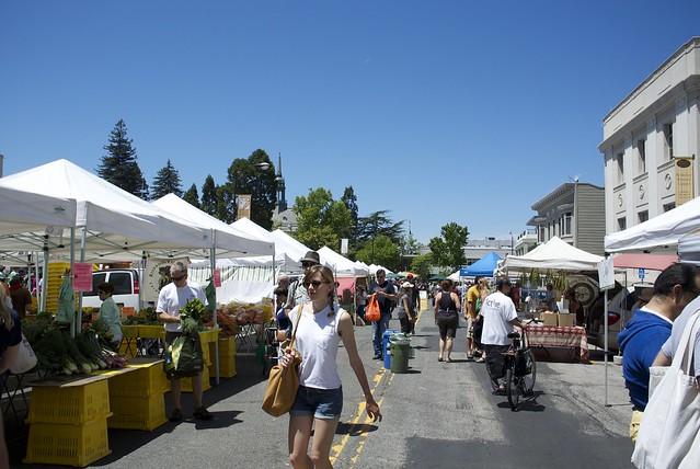 Berkeley, Market