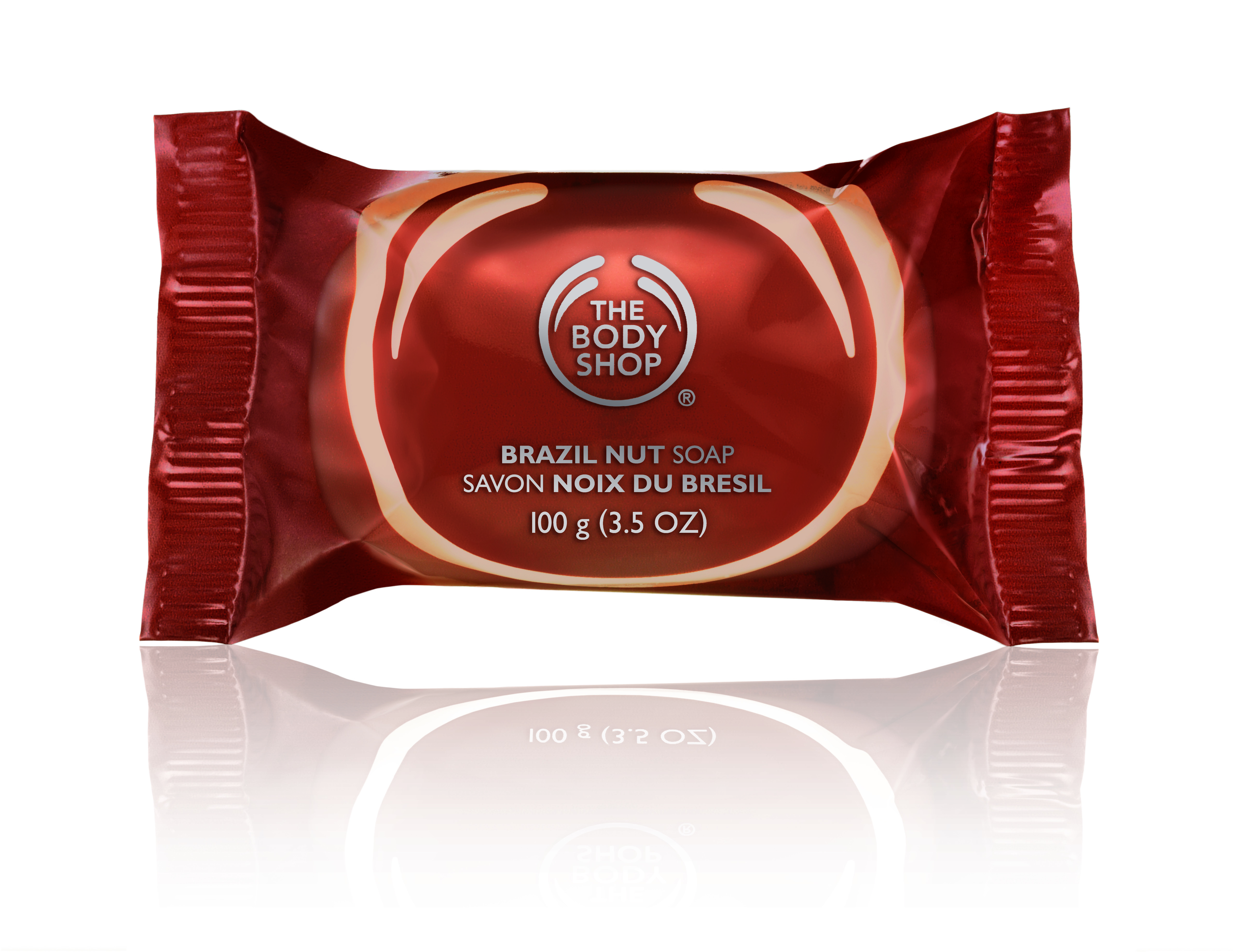 The Body Shop® - Brazil Nut Soap