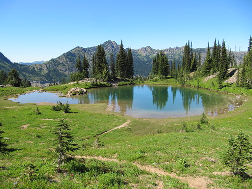 Naches Loop Trail by Southworth Sailor