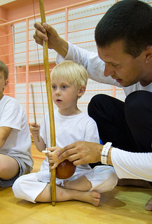 Capoeira Kids Latvia Summer Camp