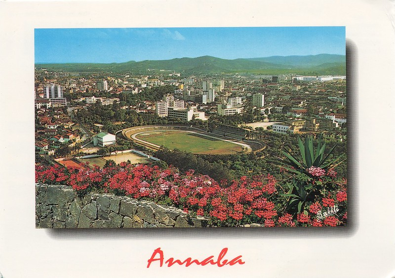 Algeria, Annaba, Stade 19 Mai 1956