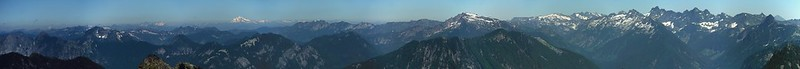 Garfield to Stuart - Mount Roosevelt Pano