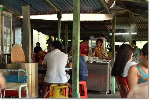 Menglembu Yu Dan Zai Noodles Stall