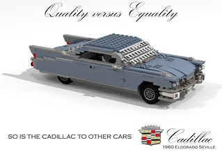 Cadillac 1960 Eldorado Seville Hardtop