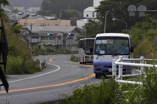 ex evacuation zone, Fukushima