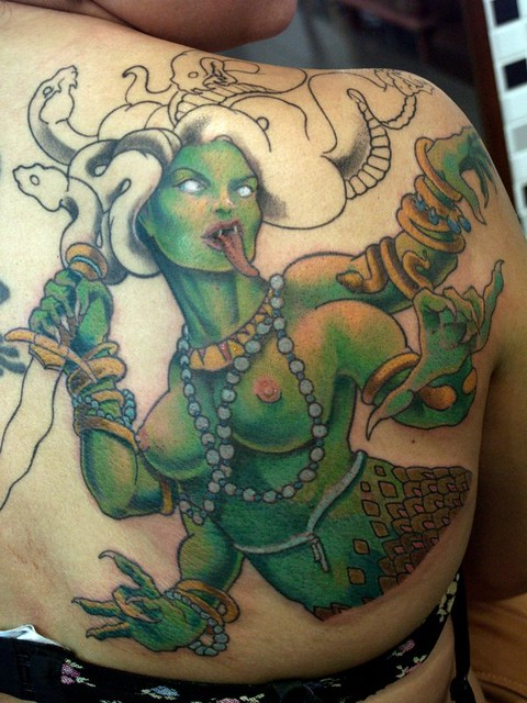 medusa_tattoo_in_progress_by_mojoncio