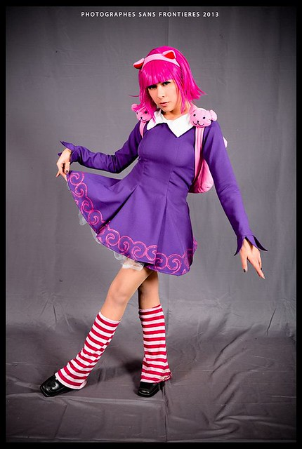 Annie cosplay - League...