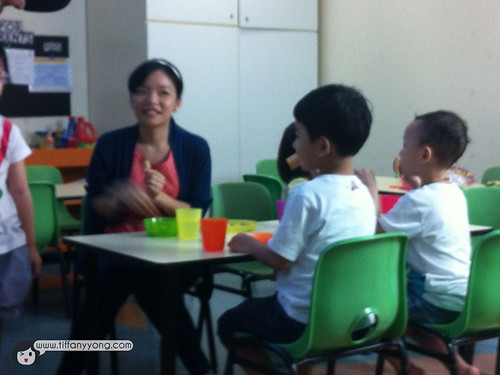Early Childhood Care and Education (ECCE) professionals