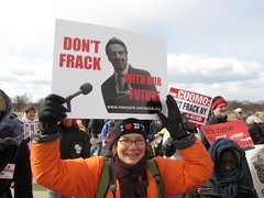 Forward on Climate Rally