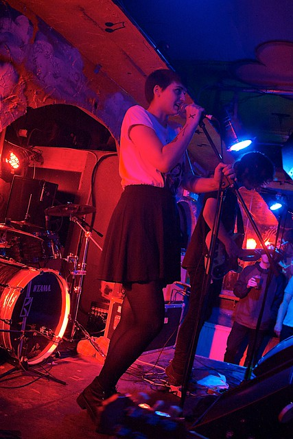 Joanna Gruesome at the Shacklewell Arms