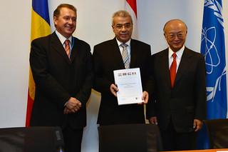 Vladimir Mamaev, Ahmed Mostafa Emam & Yukiya Amano (01113668)