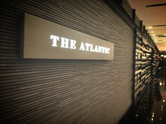 The Atlantic Restaurant, Melbourne