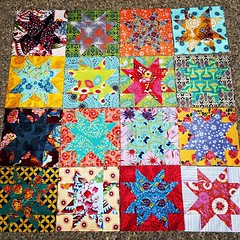 Sweet 16 Starry-Eyed AMH blocks done!