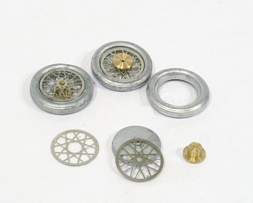 Wire Wheel making