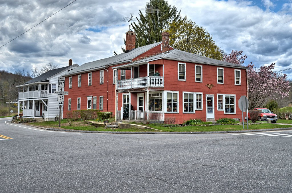 North Woodstock Village Corners