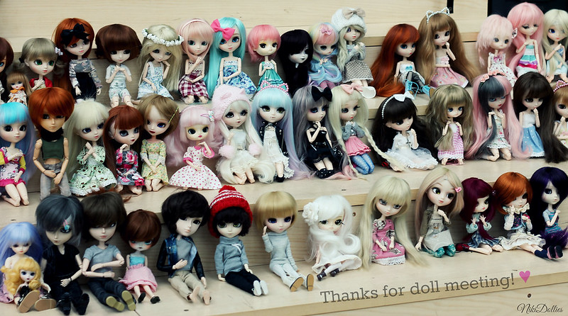 fabulous doll meeting 18.4.2015 ♥
