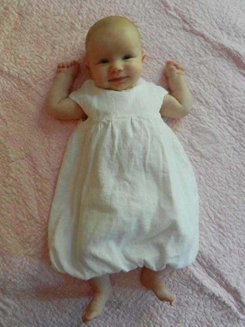 Bubble Dress front