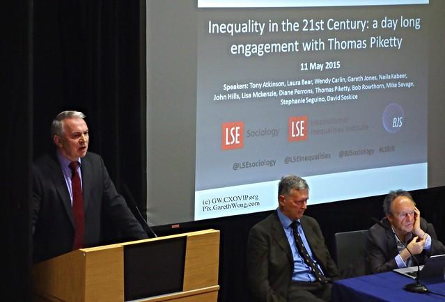 Prof Stuart Corbridge Deputy Director and Provost of the London School of Economics Welcome LSEIII from RAW _DSC8953