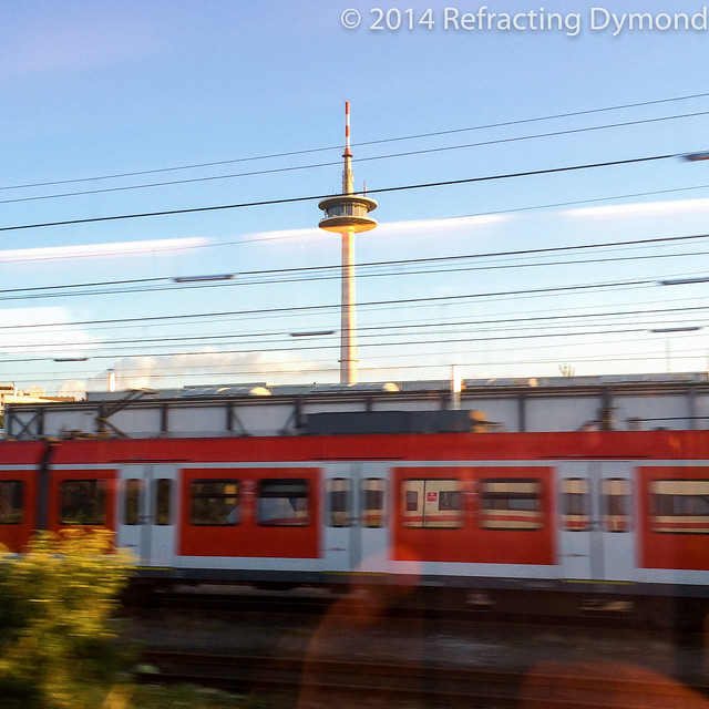 Trains in Motion