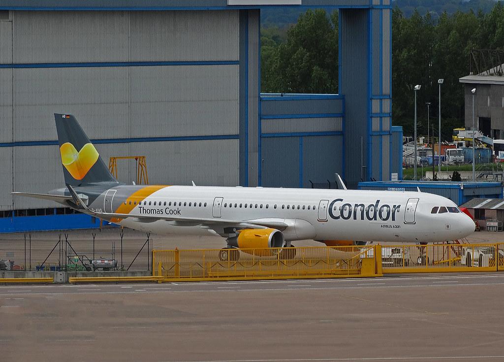 D-AIAG - A321 - Condor
