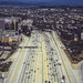 LA Freeway by Matt Popovich
