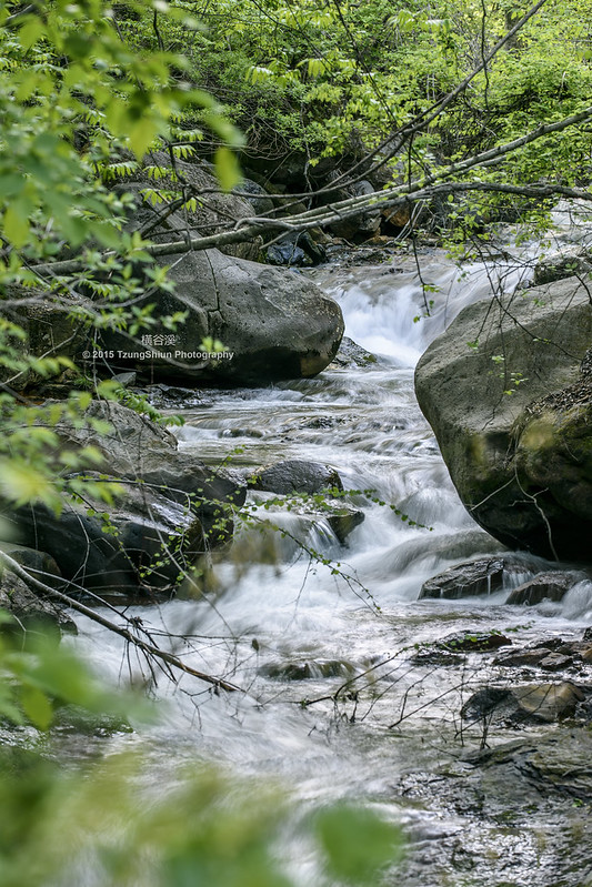 橫谷溪溪曝