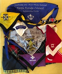 Today #troop182jax Court of Honor. Scouts will exhibit #blairatholl2016 Scouting treasures collected during Scottish Jamborette. Yes, we will wear our kilts! #nfcscouting #northfloridascouting #scoutingadventures2016 #jamboreescouts #globalscouts