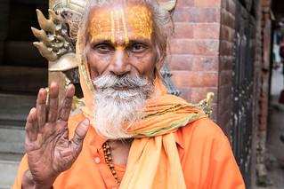 Kathmandu Altstadt