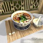 Singapore Laksa 3D Model