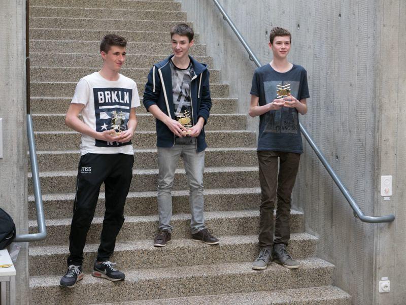 Schülerturnier 2015