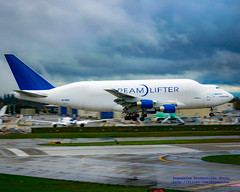 Panning Dreamlifter Over the KPAE Threshold