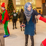 2016 Damen Student Center Tree Lighting