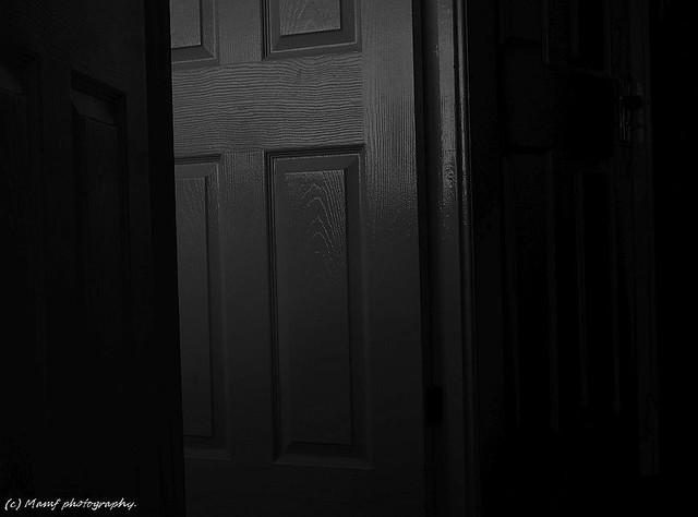 I call this door Jim Morrison.