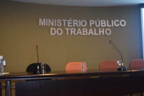 Saúde: Apresentação do Sindicato no MPT